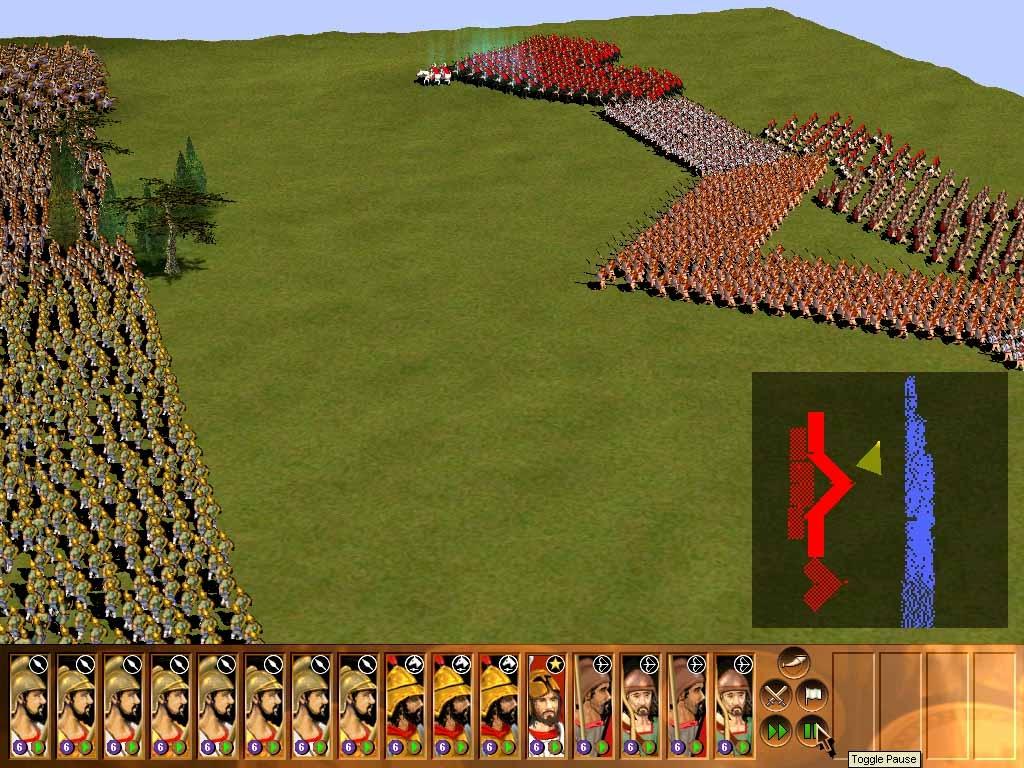 Игра Скачать Спарта - фото 9