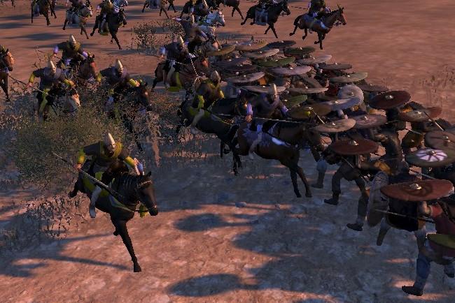 Моды для Total War Attila